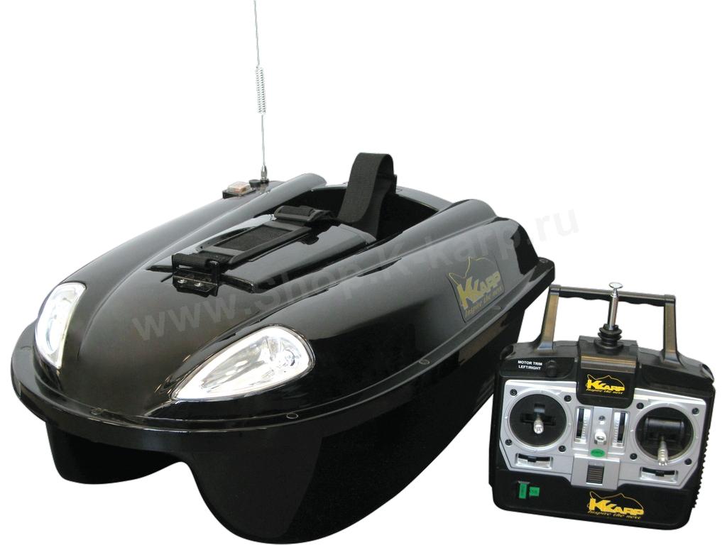 радиоуправляемый кораблик для прикормки
